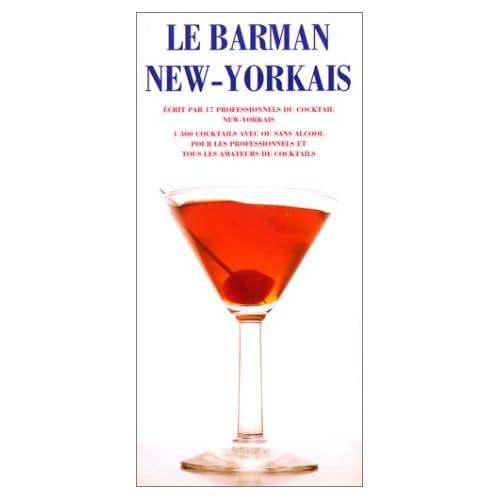 Le Barman New Yorkais