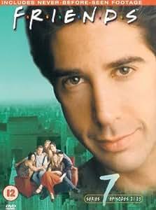 Friends, Series 7 - Episodes 21-23 [DVD] [1995]