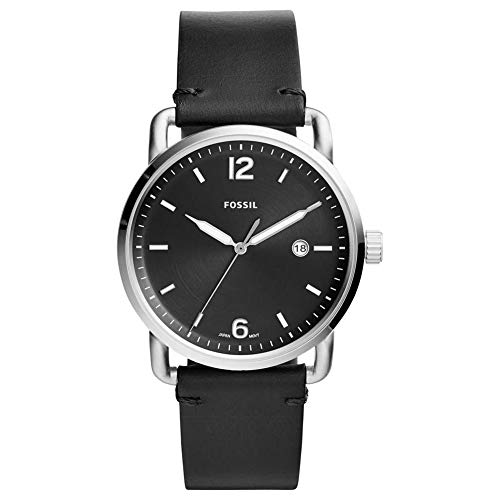 Fossil Men's Analogue Quartz Watch with Stainless Steel Strap FS5407 Best Price and Cheapest