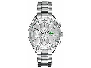 Lacoste de Mujer Reloj De Pulsera Cronógrafo Cuarzo Acero inoxidable 2000865 de Lacoste