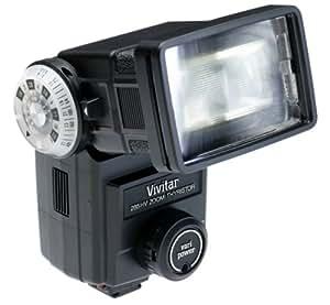 Vivitar 285HV Flash für Geräte SLR (schwarz)