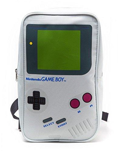 Nintendo Gameboy Mini Backpack mit Screenprint [Importación alemana]