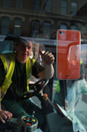 Gooey Schutzhülle für Apple iPhone 5C korallenrot