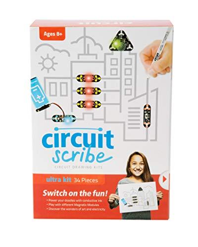 Circuit Scribe cs-ks-ULT ableitfähige Tinte Ultimate Kit -