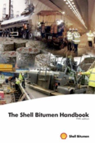 Preisvergleich Produktbild The Shell Bitumen Handbook, 5th edition