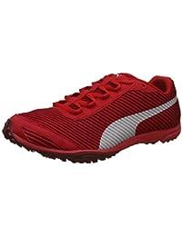 Puma Men's Evospeed Haraka 5 Ribbon Red-Pomegranate Running Shoes