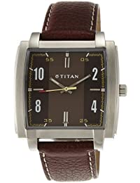 Titan Youth Analog Multi- Colour Dial Men's Watch - NE1586SL03