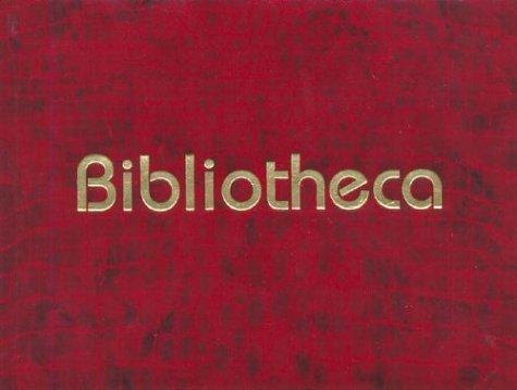 Descargar Libro Bibliotheca: Rosangela Renno de Rosangela Renno