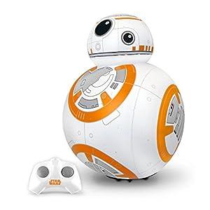Juguetrónica Bladez - Star Wars Droide BB-8 Hinchable RC con Sonido