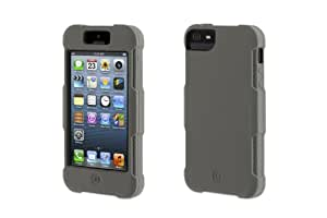 Griffin Protector Case for iPhone 5 - Grey