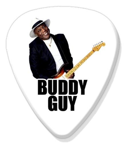 Buddy Guy BIG Gitarre Pick Band Plektron (Buddy Guy-guitar Pick)