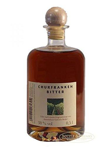 Churfranken Bitter ISW grosses Gold 2013 0,5 Liter