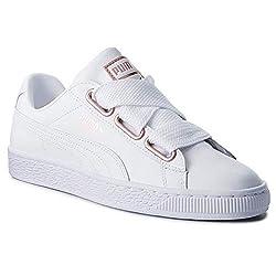 Puma Basket Heart Leather...