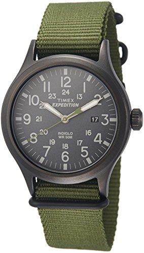 orologio solo tempo uomo Timex Scout Color trendy cod. TW4B04700