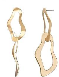 Multi-Earring Ohrhänger Ohrklemme ohrringe Ohrstecker Kupfer verdreht  kreativ stilvoll be72c0e88c
