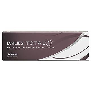 Dailies Total 1 Tageslinsen weich, 30 Stück / BC 8.5 mm / DIA 14.1 / -5 Dioptrien