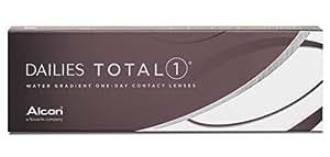 Dailies Total 1 Tageslinsen weich, 30 Stück / BC 8.5 mm / DIA 14.1 / -3 Dioptrien