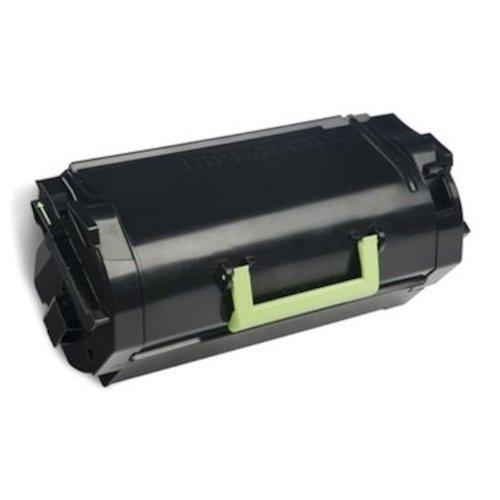 Preisvergleich Produktbild 1x Ti-Sa Rebuilt Toner für Lexmark MS 810 N 52D2H00 - BLACK - Leistung: ca. 25000 Seiten