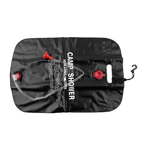 Sprigy (TM) New 5Gallon/20l solare campeggio doccia
