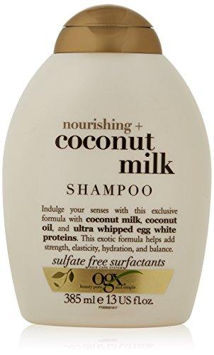 Organix Coconut Milk Shampoo - 385 ml