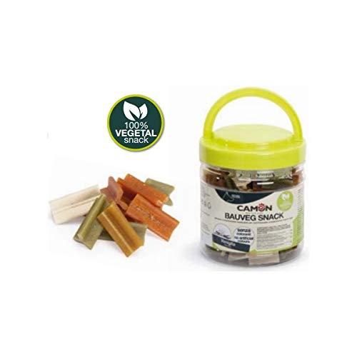 Camon Snack VEGETALI per Cani BAUVEG Mini Stick Colorati 300GR