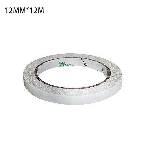 Nastro biadesivo adesivo appiccicoso nastro adesivo forte adesione potente doubles fronte adesivo per foto da parete fai-da-te