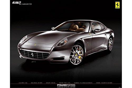 """Ferrari 612 Scaglietti """", 40 x 50 Cm, soggetto: Poster, Poster"""""""