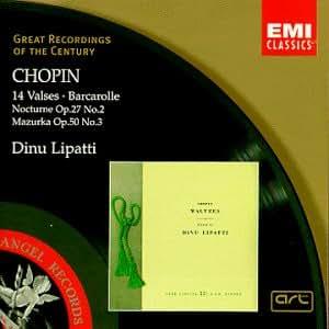 Chopin: 14 Waltzes/Eight Nocturnes/Mazurkas [IMPORT]
