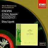 CHOPIN - 14 valses - Barcarolle