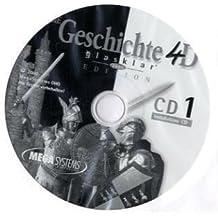 Das ultimative Multimedia Lexikon. Die Geschichte 4D. 2 CD-ROM.  (Lernmaterialien)