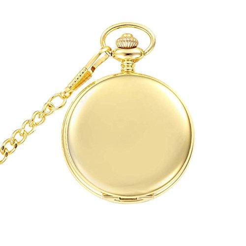 jelercy-dore-surface-lisse-et-simple-tissu-numberal-a-mouvement-a-quartz-montre-de-poche