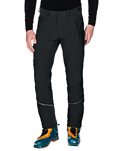 Vaude Herren Larice Pants II Hose, Black, 52
