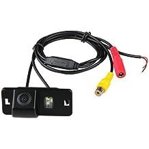 TOOGOO(R) Camara Vision Nocturna Vista Trasera 170¡ãCoche para BMW E39 E46 X6 E53 X3 X5