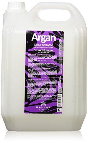Kallos Argan Colour Shampoo - 5000 ml
