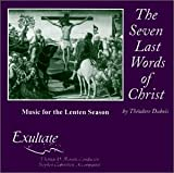 The Seven Last Words of Christ (Music for the Lenten Season) (US Import)
