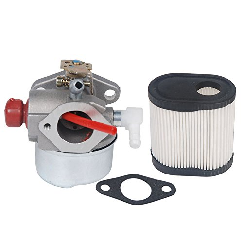 OuyFilters Replace Carburetor Carb kit for Tecumseh Lawn Boy INSIGHT 10682 10683 10684 10685 10686 10687 with Air Filter 36905 740083A TC-36905 LEV100 LEV115 LEV120