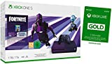 Xbox One S 1TB - Fortnite Special Edition Bundle + Xbox Live Gold 3 Monate