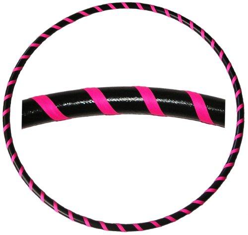 Hooping4Life Reifen, S/M (96 cm), 625 g, Schwarz mit Pink