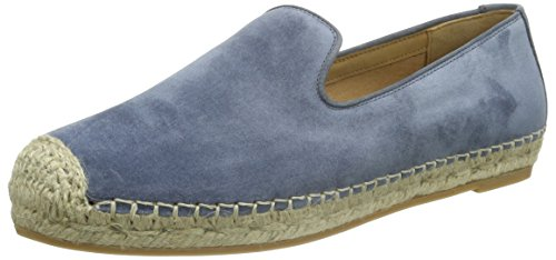 Gabor Shoes 44.400 Damen Espadrilles,Blau (16 Jeans/River),41 EU(7.5 UK)