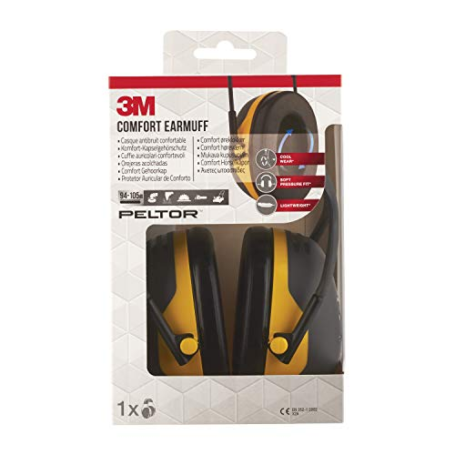 3M H520AC Peltor Kapselgehörschützer für Lärmpegel von 94 bis 105 dB - 5