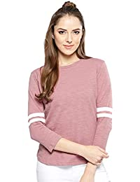 Harpa Women's Plain Regular fit Top