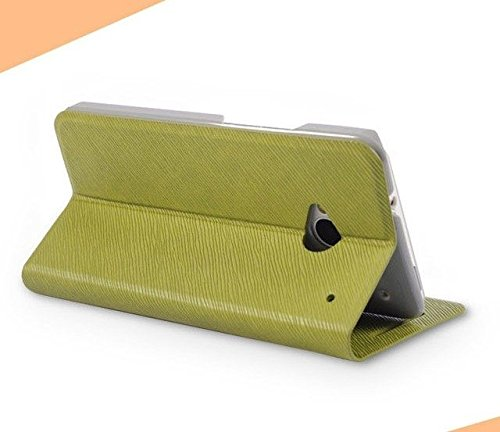 Baseus Faith Leather Magnet Flip Cover Case W/Stand For HTC One M7 Dual Sim 802D