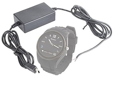 Kidizoom Smartwatch Connect - DURAGADGET Adaptateur chargeur micro USB avec câble
