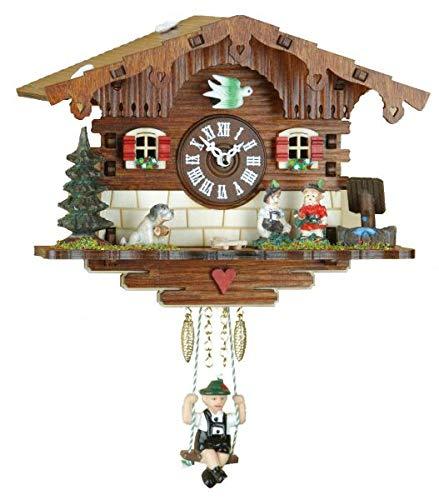Bayernmann Schwarzwald Kleine GmbhD Simonswald Quarzwerk2008 Sq Schwingendem 79263 Und Kuckucksuhr Trenkle Uhren Mit 80vnywOmN
