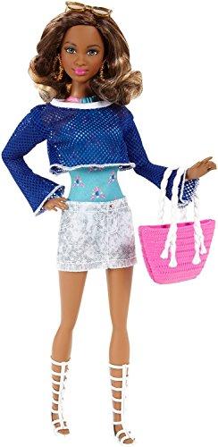 Barbie-Puppe Freundin Urlaub (Mattel CJP97)