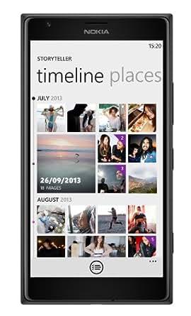 Nokia Lumia 1520 SIM-Free Smartphone - Black (Windows, 32GB) (discontinued by manufacturer)