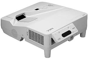 "NEC UM280Wi (eBeam) Projecteur de bureau 2800ANSI lumens LCD WXGA (1280x800) Blanc vidéo-projecteur - Vidéo-projecteurs (2800 ANSI lumens, LCD, WXGA (1280x800), 3000:1, 16:10, 1524 - 2540 mm (60 - 100""))"