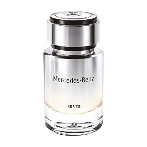 Mercedes-Benz Eau De Toilette, Argento - 75 Millilitri