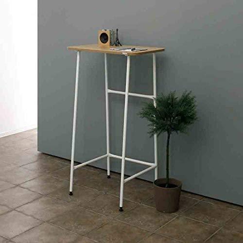 (CN Fauler Tisch-Klapptisch Stehender Computer-Schreibtisch, beweglicher Schreibtisch-einfacher moderner Schreibtisch, Lehrer 'S Podium, 60 * 40 * 10.35Cm Sparen Sie Platz)