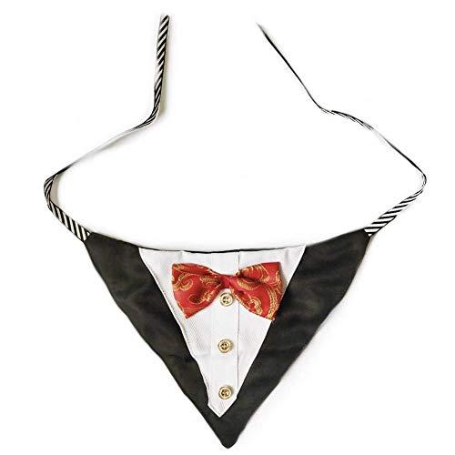 Kostüm Mit Rotem Kopftuch - Yonfan Hundehalstuch Hundehalsband Bandana Krawatte Verstellbar